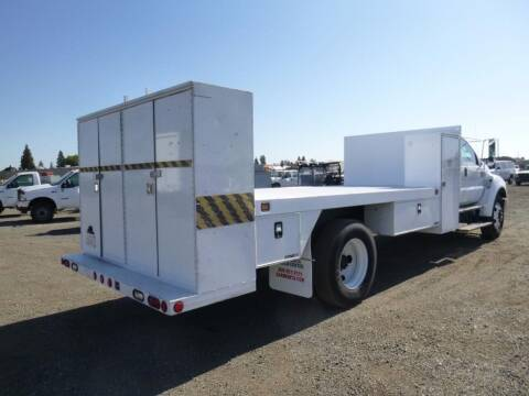 2015 Ford F-650 Super Duty for sale at Armstrong Truck Center in Oakdale CA