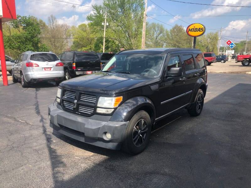 2010 Dodge Nitro for sale at Parkside Auto Sales & Service in Pekin IL