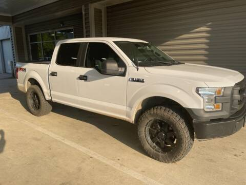 2017 Ford F-150 for sale at Stanley Ford Gilmer in Gilmer TX