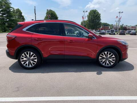 2020 Ford Escape Hybrid for sale at St. Louis Used Cars in Ellisville MO