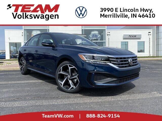 2021 Volkswagen Passat for sale in Merrillville, IN