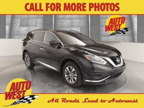 2018 Nissan Murano for sale at Autowest of GR in Grand Rapids MI
