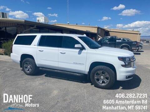 2019 Chevrolet Suburban for sale at Danhof Motors in Manhattan MT