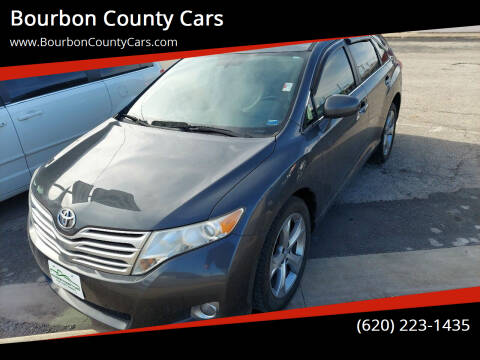 2009 Toyota Venza for sale at Bourbon County Cars in Fort Scott KS