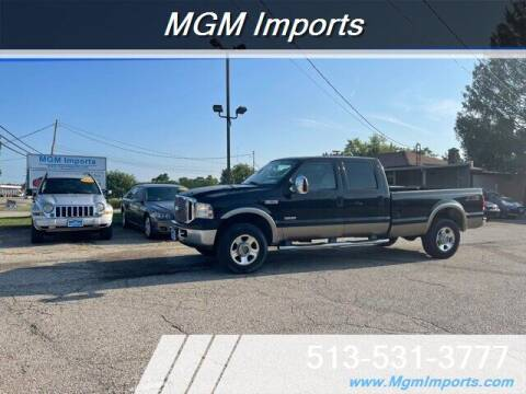 2007 Ford F-350 Super Duty for sale at MGM Imports in Cincinnati OH