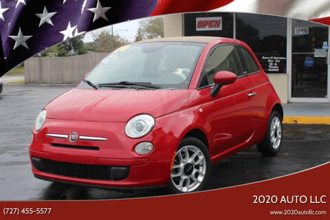 2014 FIAT 500c for sale at 2020 AUTO LLC in Clearwater FL