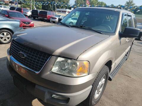 2003 Ford Expedition for sale at JJ's Auto Sales in Independence MO
