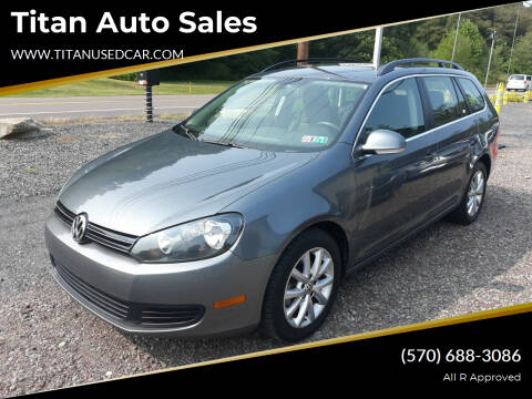 2011 Volkswagen Jetta for sale at Titan Auto Sales in Berwick PA