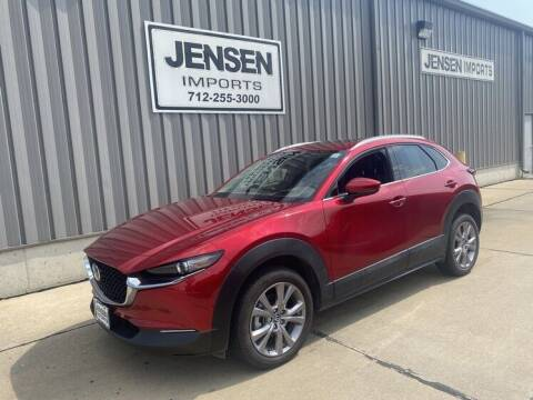 2021 Mazda CX-30 for sale at Jensen's Dealerships in Sioux City IA