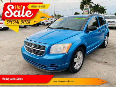 2008 Dodge Caliber for sale at Heavy Auto Sales in Miami FL
