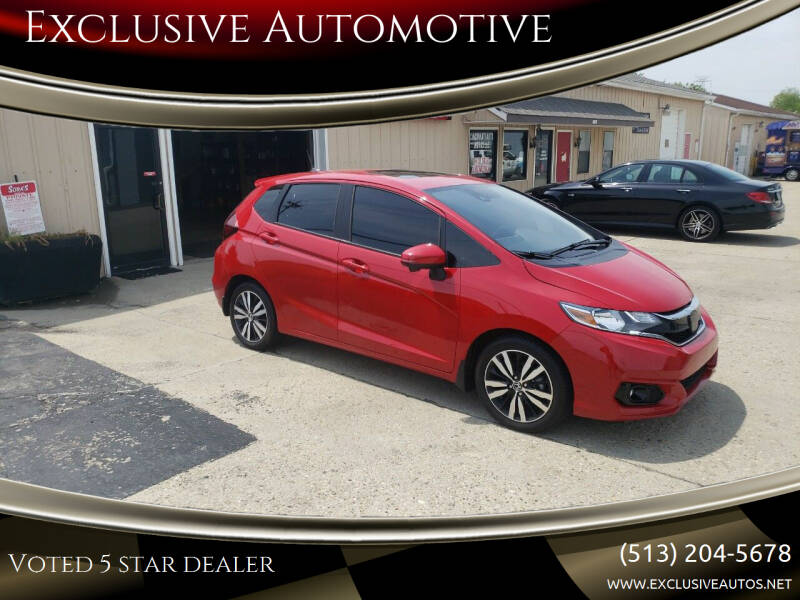 2018 Honda Fit for sale at Exclusive Automotive in West Chester OH