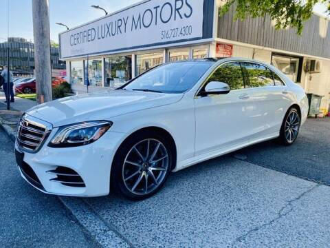 2018 Mercedes-Benz S-Class for sale at Certified Luxury Motors in Great Neck NY