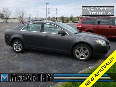 2012 Chevrolet Malibu for sale at Mr. KC Cars - McCarthy Hyundai in Blue Springs MO