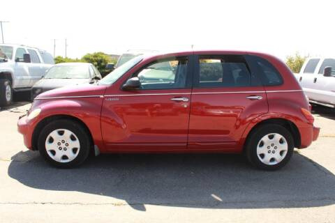 2005 Chrysler PT Cruiser for sale at Epic Auto in Idaho Falls ID