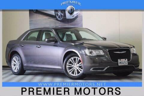 2017 Chrysler 300 for sale at Premier Motors in Hayward CA