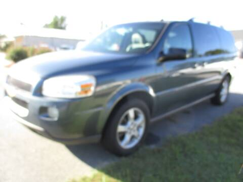2005 Chevrolet Uplander for sale at Creech Auto Sales in Garner NC
