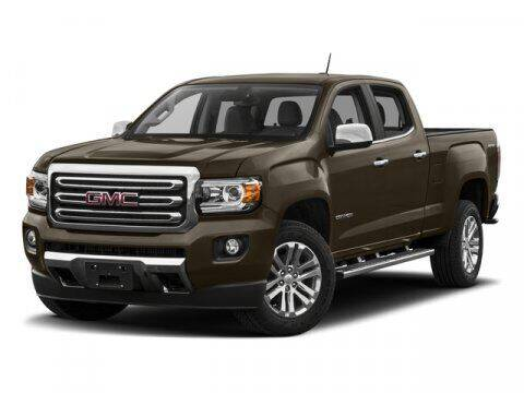 2017 GMC Canyon for sale at Bergey's Buick GMC in Souderton PA