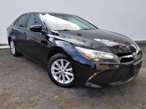 2017 Toyota Camry for sale at Planet Cars in Berkeley CA