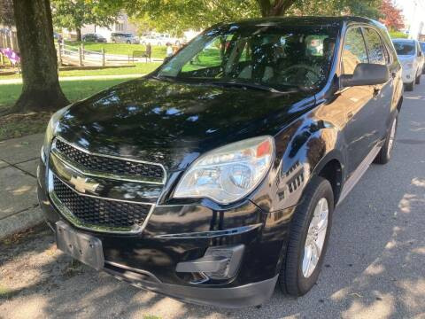 2011 Chevrolet Equinox for sale at Allan Auto Sales, LLC in Fall River MA