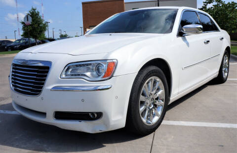 2011 Chrysler 300 for sale at International Auto Sales in Garland TX