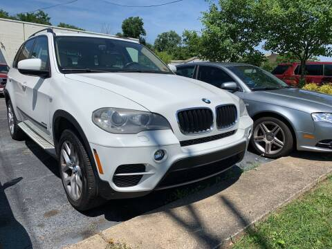 2012 BMW X5 for sale at Boardman Auto Mall in Boardman OH
