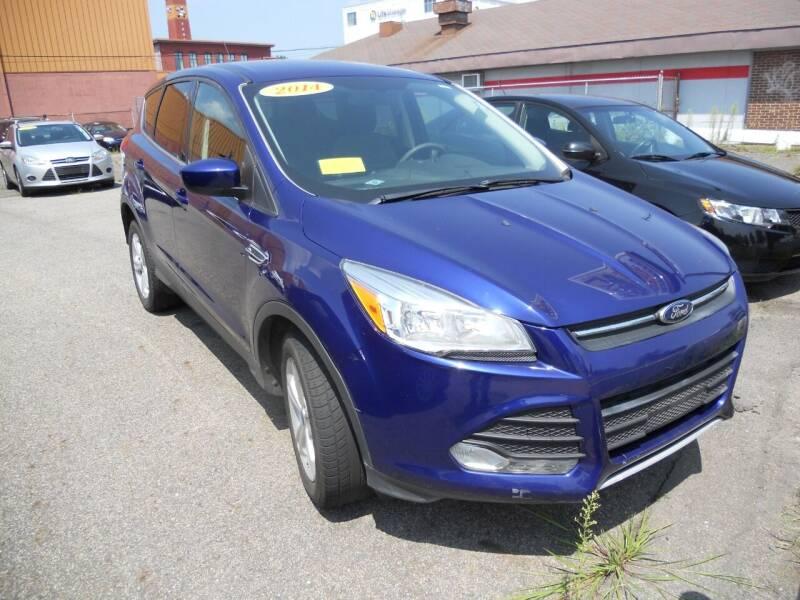 2014 Ford Escape for sale at LYNN MOTOR SALES in Lynn MA