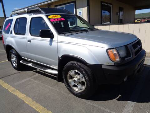 2001 Nissan Xterra for sale at BBL Auto Sales in Yakima WA