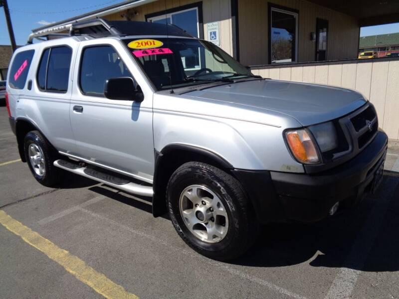 2001 Nissan Xterra for sale at BBL Auto Sales in Yakima WA