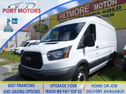 2016 Ford Transit Cargo for sale at Automotive Credit Union Services in West Palm Beach FL