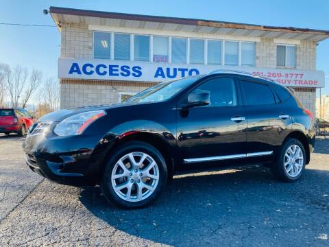 2012 Nissan Rogue for sale at Access Auto in Salt Lake City UT