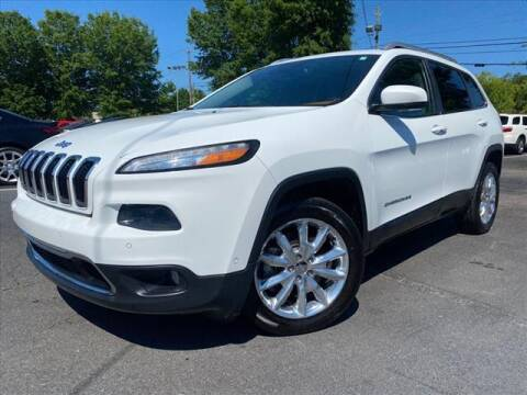 2014 Jeep Cherokee for sale at iDeal Auto in Raleigh NC