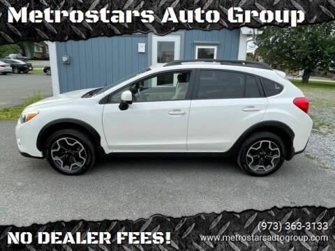 2014 Subaru XV Crosstrek for sale at Metrostars Auto Group in Hamburg NJ