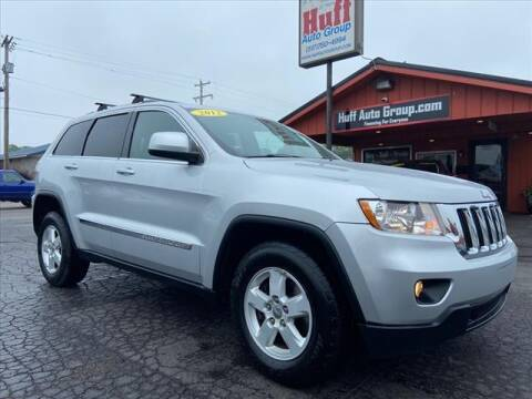 2012 Jeep Grand Cherokee for sale at HUFF AUTO GROUP in Jackson MI