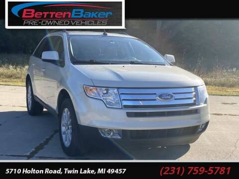 2007 Ford Edge for sale at Betten Baker Preowned Center in Twin Lake MI