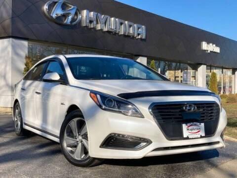 2016 Hyundai Sonata Plug-in Hybrid for sale at Napleton Autowerks in Springfield MO