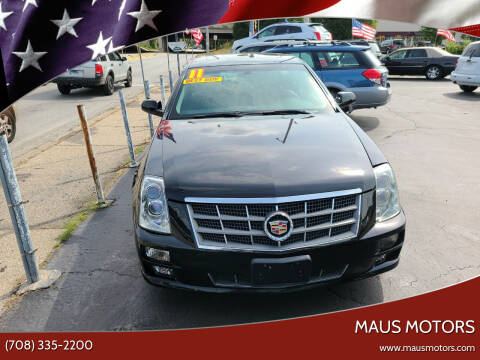 2011 Cadillac STS for sale at MAUS MOTORS in Hazel Crest IL