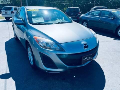 2010 Mazda MAZDA3 for sale at SHEFFIELD MOTORS INC in Kenosha WI
