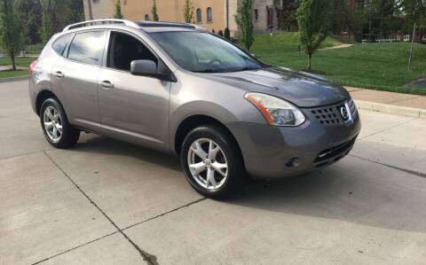 2009 Nissan Rogue for sale at Best Deal Auto Sales in Saint Charles MO