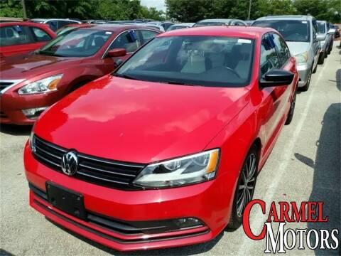 2016 Volkswagen Jetta for sale at Carmel Motors in Indianapolis IN