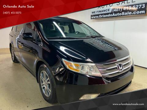 2011 Honda Odyssey for sale at Orlando Auto Sale in Orlando FL