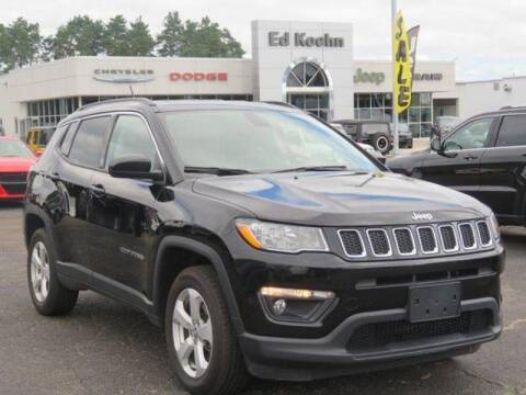 2018 Jeep Compass for sale at Ed Koehn Chevrolet in Rockford MI