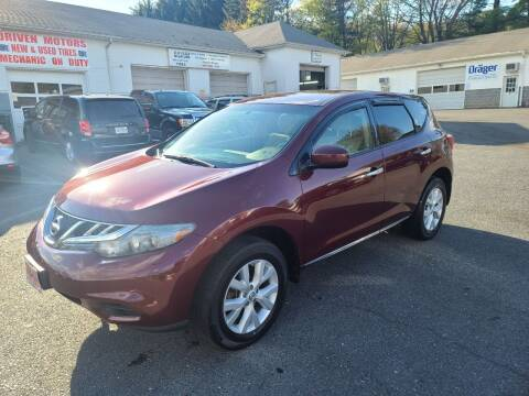 2011 Nissan Murano for sale at Driven Motors in Staunton VA