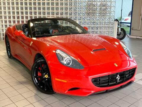 2010 Ferrari California for sale at iAuto in Cincinnati OH