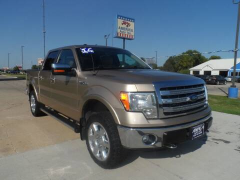 2014 Ford F-150 for sale at America Auto Inc in South Sioux City NE