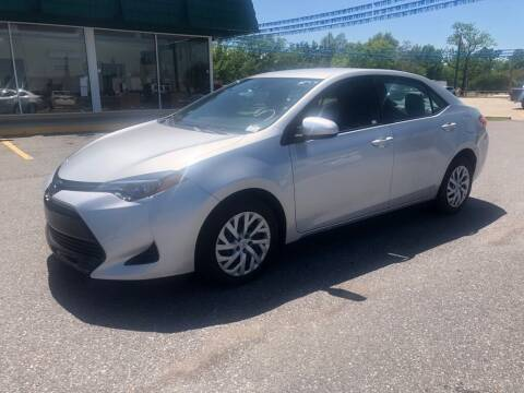 2018 Toyota Corolla for sale at Southeast Auto Inc in Walker LA