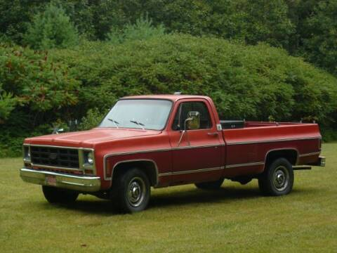 1974 Chevrolet C/K 20 Series for sale at Haggle Me Classics in Hobart IN