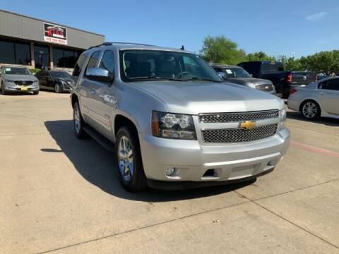 2013 Chevrolet Tahoe for sale at KIAN MOTORS INC in Plano TX