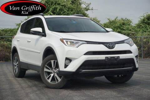 2018 Toyota RAV4 for sale at Van Griffith Kia Granbury in Granbury TX