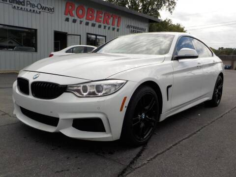 2015 BMW 4 Series for sale at Roberti Automotive in Kingston NY