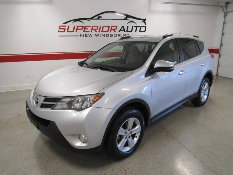 2013 Toyota RAV4 for sale at Superior Auto Sales in New Windsor NY